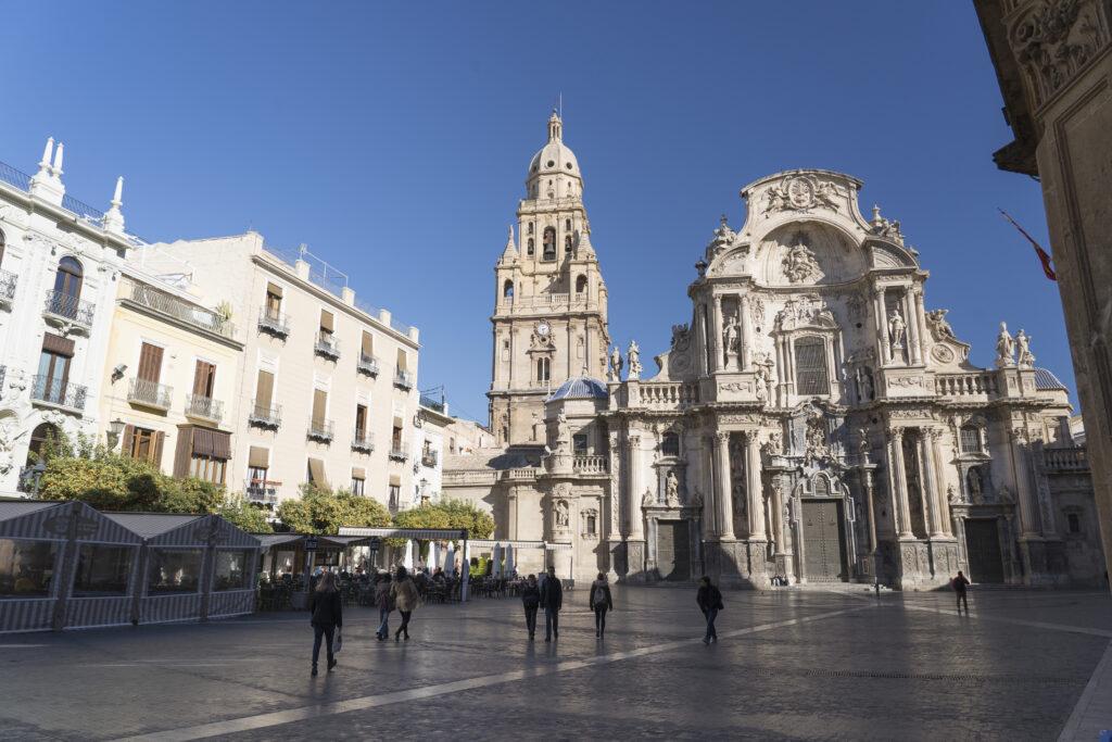 Katedralen i Murcia