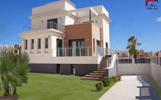 Köpa hus i Spanien. Villa Ara. SolEuropa, svensk fastighetsmäklare i Spanien.
