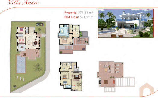 Köpa hus i Spanien. Villa Amaris. SolEuropa, svensk fastighetsmäklare i Spanien.