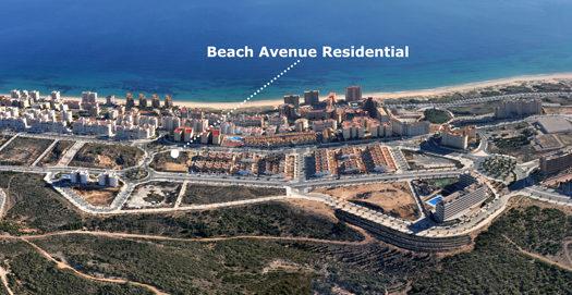 Köpa hus i Spanien. Beach Avenue, Alicante. SolEuropa, svensk fastighetsmäklare i Spanien.