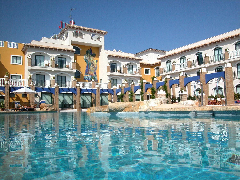 Hotel Laguna, visningsresa - köpa hus i Spanien